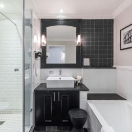 1-bed bathroom