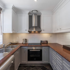2-bed kitchen