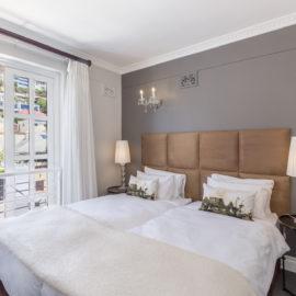 2-bed bedroom