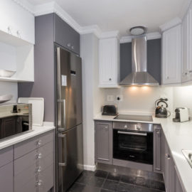 3-bed kitchen
