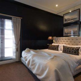 Apartment 601 Bedroom