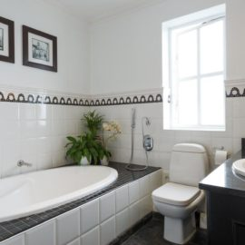 2-bed bathroom